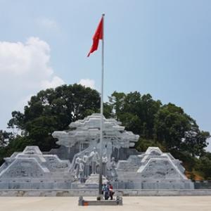 Côt Cờ Inox Sân Bay Tân Sơn Nhất - Vietnamairline