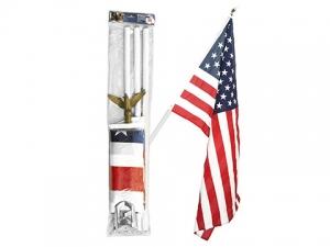 Mẫu cột cờ trường 47
